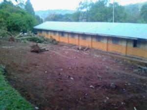 Dormitorio scuola Kyamukubirwa